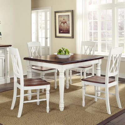 Home Styles Monarch 5 Piece Dining Set