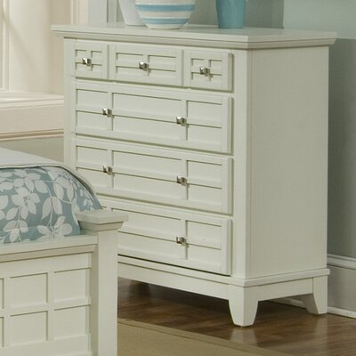 Arts and Crafts 4 Drawer Chest