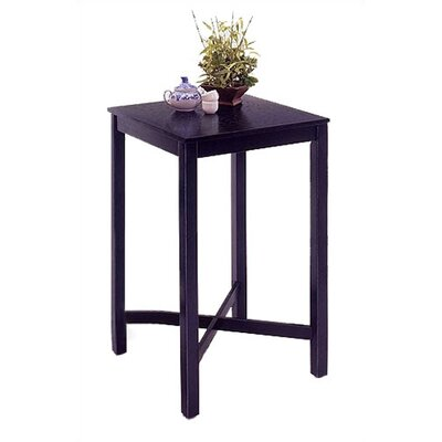 Home Styles Countour Pub Table with Optional Stools