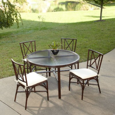 Home Styles Bimini Jim 5 Piece Dining Set