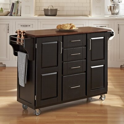 Home Styles Create-A-Cart Kitchen Cart