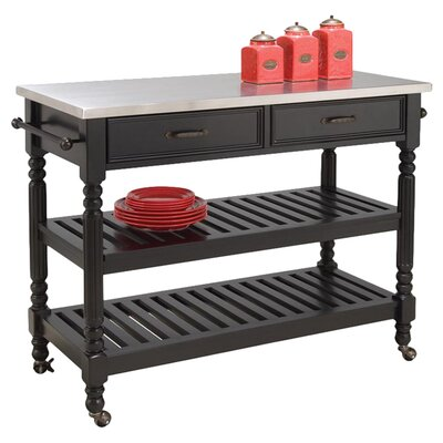 <strong>Home Styles</strong> Savannah Kitchen Cart