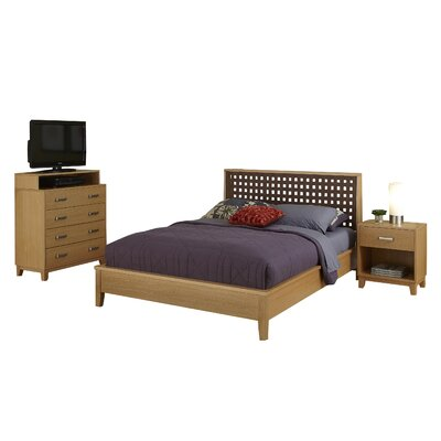 Home Styles Rave Panel Bedroom Collection