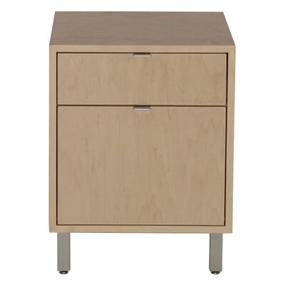 Urbangreen Furniture High Line 2-Drawer File Cabinet