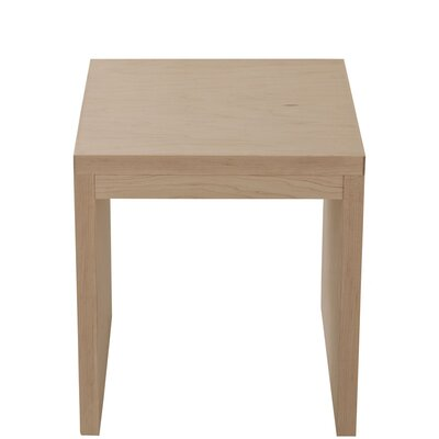Thompson Wood Stool Bench
