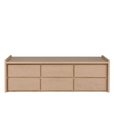 Urbangreen Furniture Thompson Twin Storage Platform Bedroom Collection