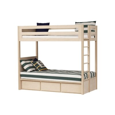 Urbangreen Thompson Bunk Bed with 3 Drawers