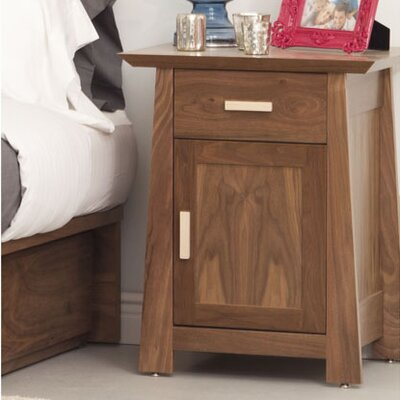 Urbangreen Hamilton 1 Drawer Nightstand