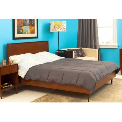 Urbangreen Midcentury Panel Bed