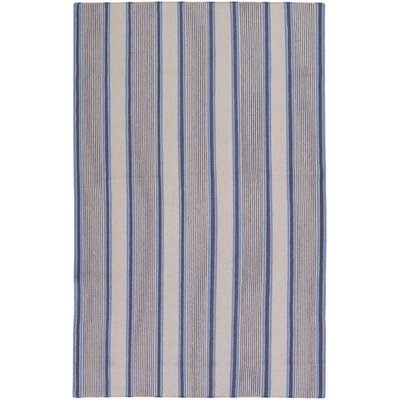 Country Living™ by Surya Farmhouse Stripes Navy/Blue Rug