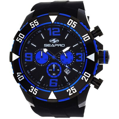 Drivel Men's Chronograph Watch
