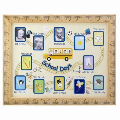Academic Collage Photo Frame