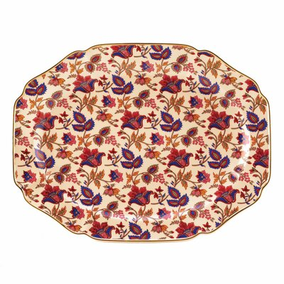 Zingz & Thingz Autumn Bounty Divided Serving Dish