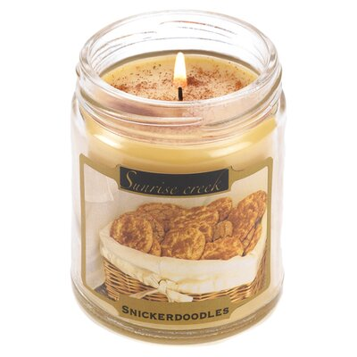 <strong>Zingz & Thingz</strong> Warm Cookies Candle Jar