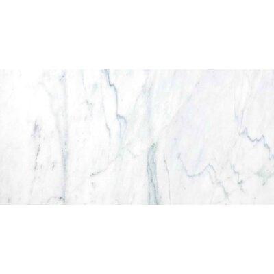 Carrara Extra Marble Mosaic Polished 6