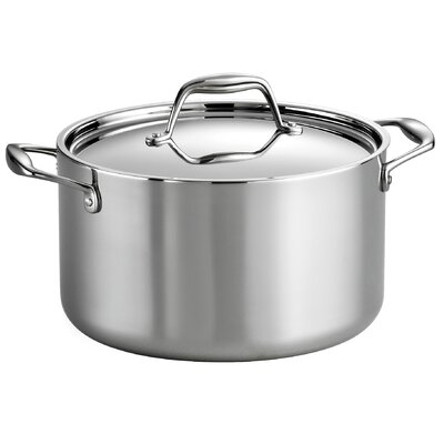 Tramontina Gourmet Stock Pot with Lid