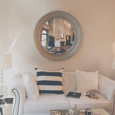 Reflecting Design Lola 46 Convex Wall Mirror