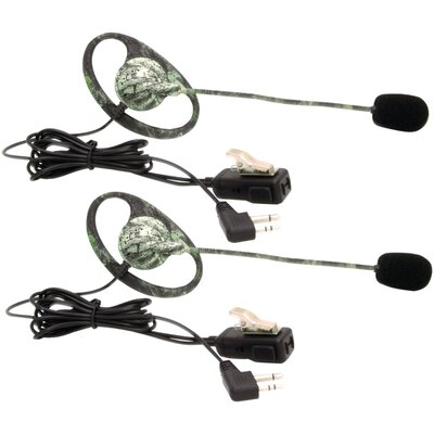 Midland Outfitters Camo GMRS Headset