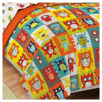 <strong>Dream Factory</strong> Silly Monsters Bed Set