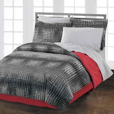 Illusion 3 Piece Comforter Set