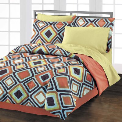 Diamond Comforter Set