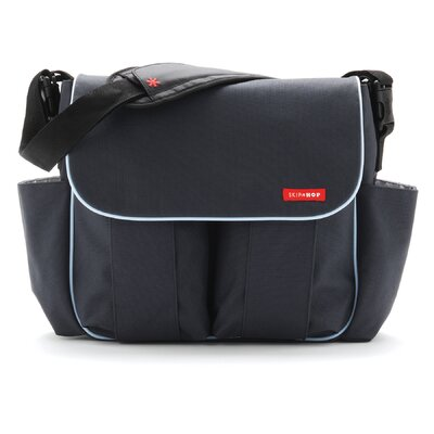Skip Hop Dash Deluxe Edition Messenger Diaper Bag