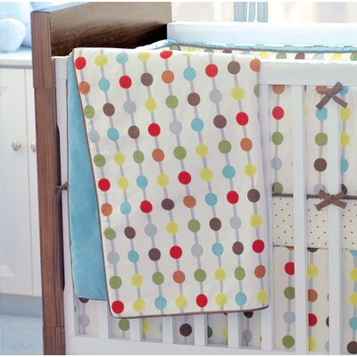 Skip Hop Mod Dot Crib Bedding Collection