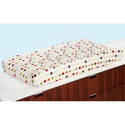 Skip Hop Mod Dot Bedding Changing Pad Cover