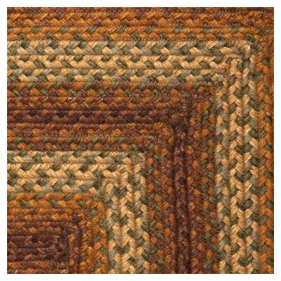 Green World Rugs Rectangular Tweed Table Runner