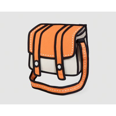 Jump from Paper Cheese Messenger Bag