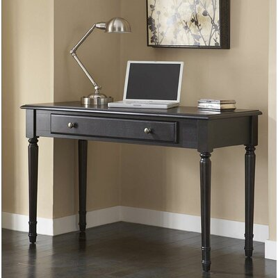 Beau Monde Writing Desk with Optional Hutch