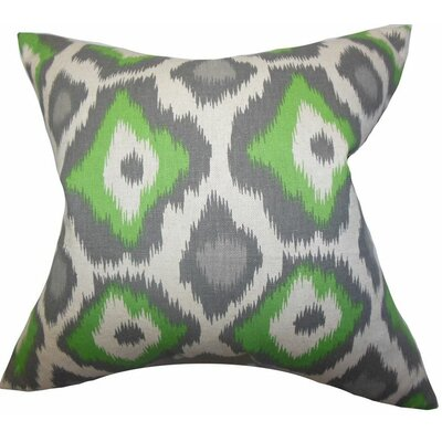 The Pillow Collection Becan Ikat Pillow