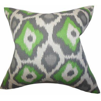 The Pillow Collection Becan Ikat Pillow
