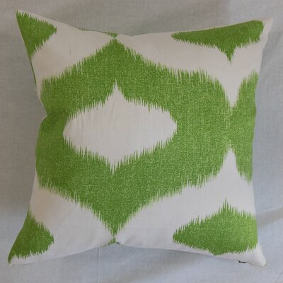 Leilani Ikat Linen Pillow