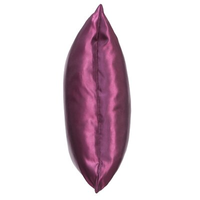 The Pillow Collection Rosamund Solid Silk Pillow
