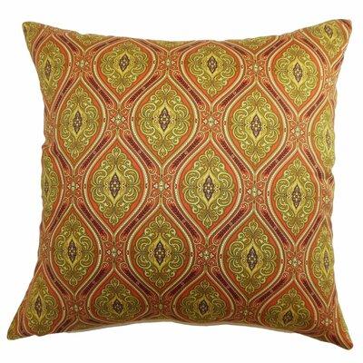 Heihe Paisley Cotton Pillow