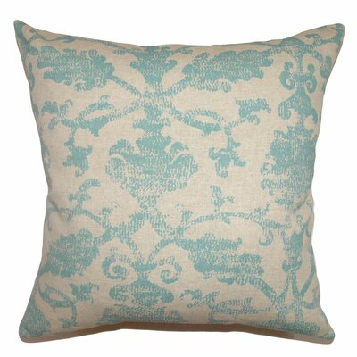Kabala Ikat Cotton Pillow