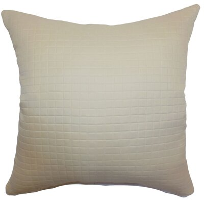 Obadiah Quilted Polyester Pillow
