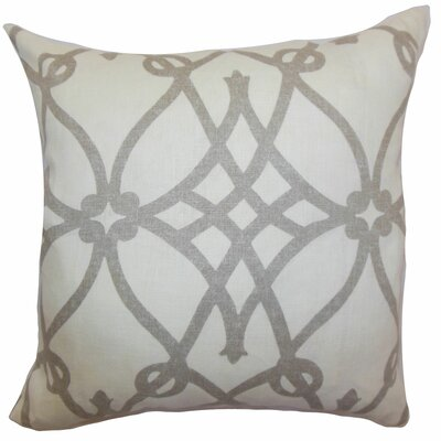 Quenild Moorish Linen Pillow
