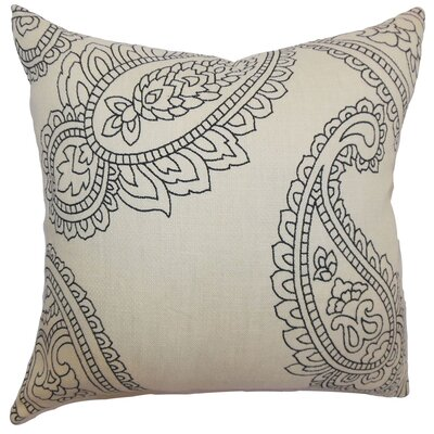 Verity Paisley Cotton / Polyester Pillow