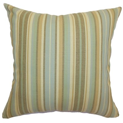 Wander Stripes Cotton Pillow