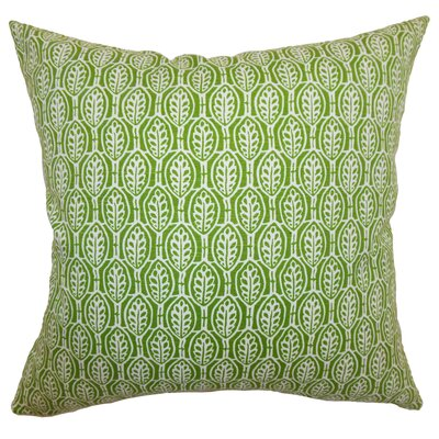 Dale Floral Cotton Pillow