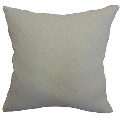 Harsent Quilted Cotton Pillow