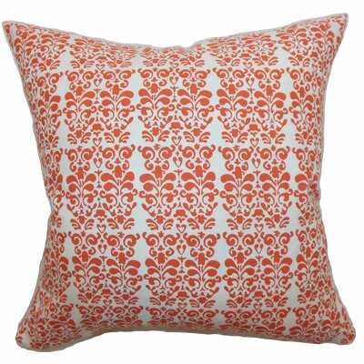 Silvia Floral Cotton Pillow