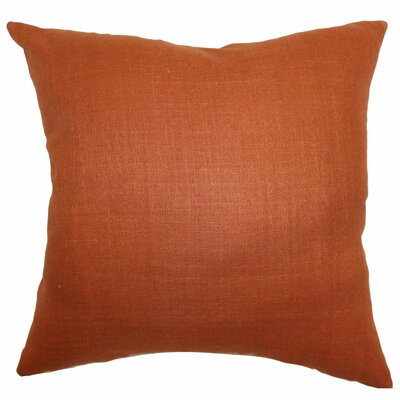 Zaafira Plain Silk Pillow