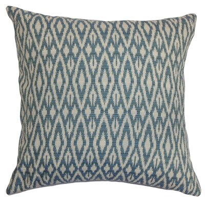 Hafoca Ikat Cotton Pillow