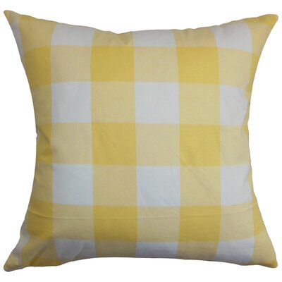 Vedette Plaid Pillow