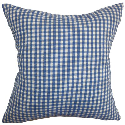 The Pillow Collection Wren Cotton Pillow