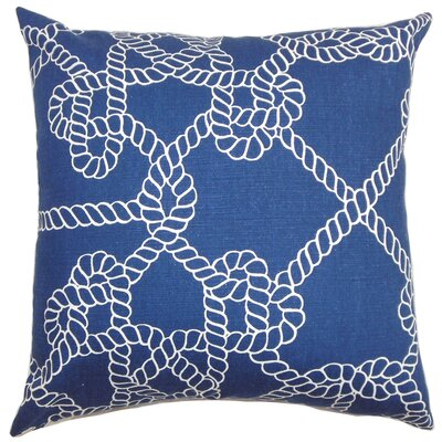 <strong>The Pillow Collection</strong> Accalia Cotton Pillow