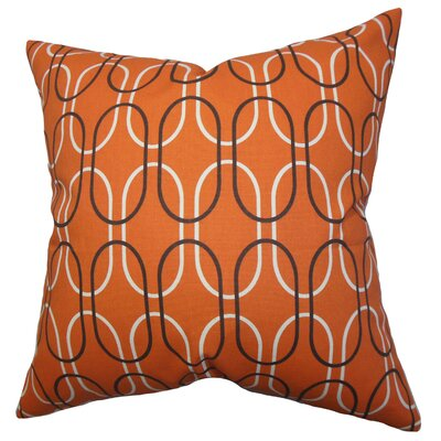 The Pillow Collection Ickitt Geometric Pillow